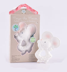 Meiya the Mouse Teether Toy