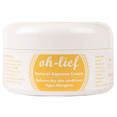 Oh Lief Natural Aqueous Cream 250ml