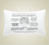 "Case o'Faith Pillowcase - ""Parents"""