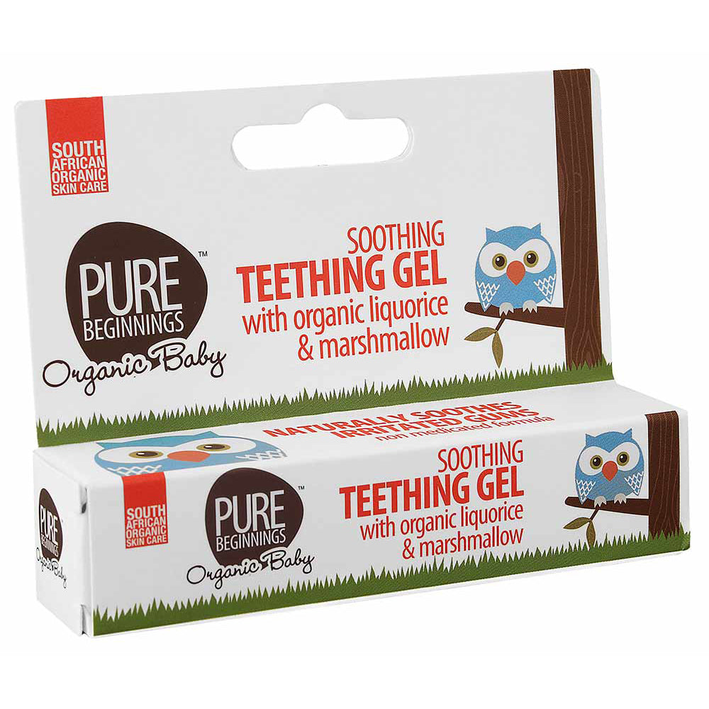 Pure Beginnings Natural Teething Gel