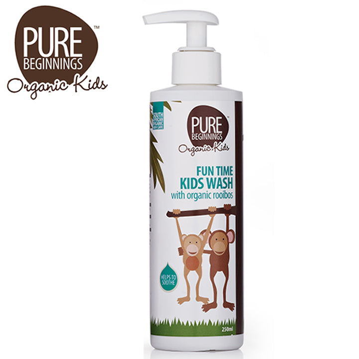 Pure Beginnings Kids Body Wash 250ml