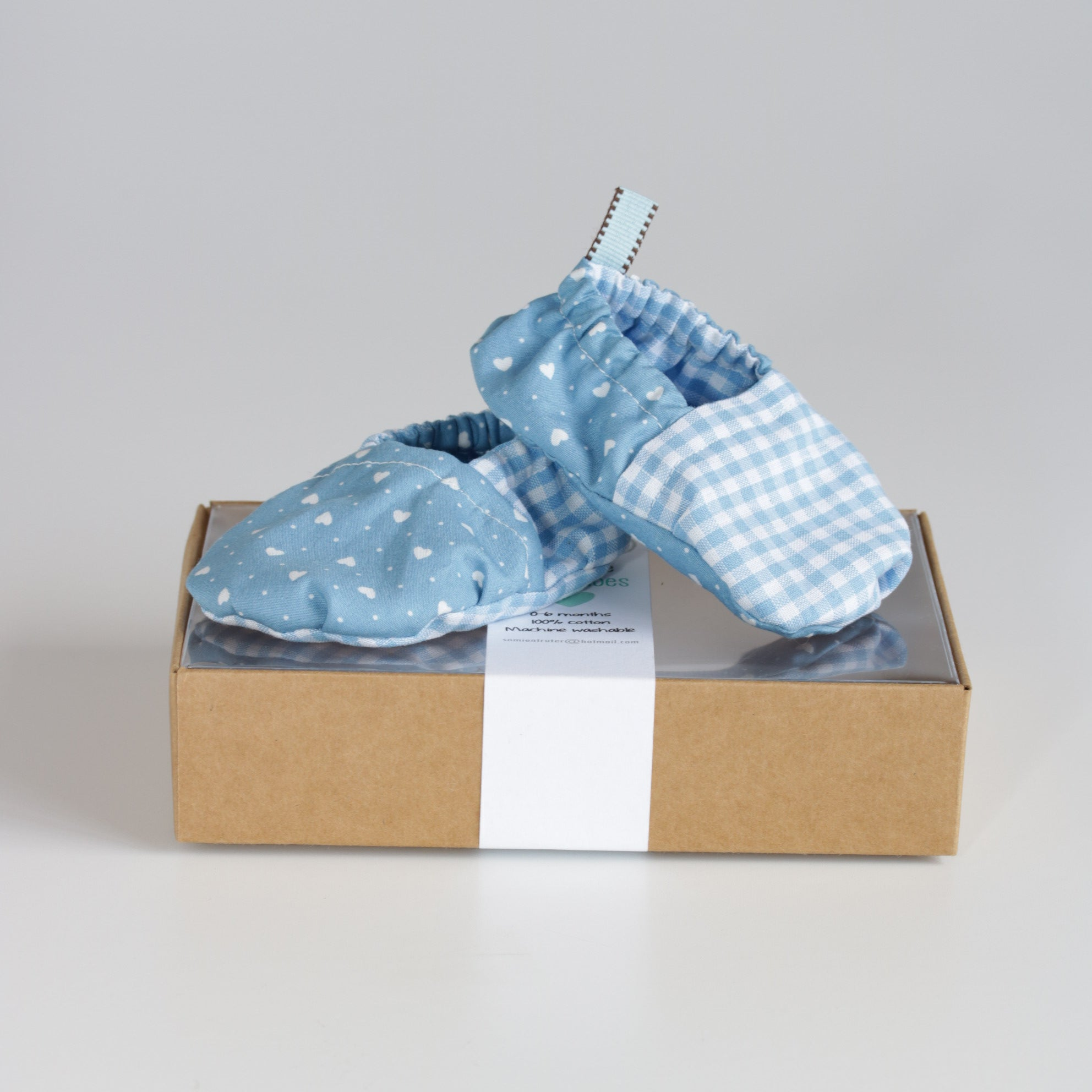 Sohan Baby Shoes - Blue