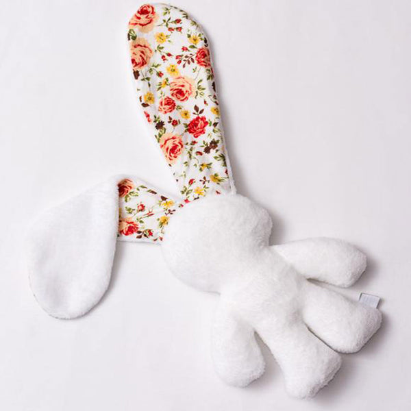 Lily 'n Jack Snuggle Bunny - White
