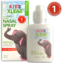 XLEAR Kids Nasal Spray