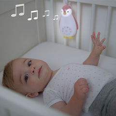 Zoe Penguin - Wireless Speaker, Soother & Nightlight