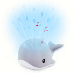 Wally the Whale Light Projector