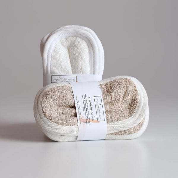 Mother Nature Nappy Booster Pads