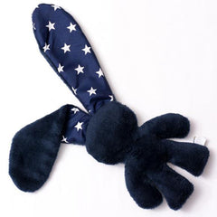 Lily 'n Jack Snuggle Bunny - Navy