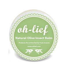Oh Lief Natural Baby Insect Balm