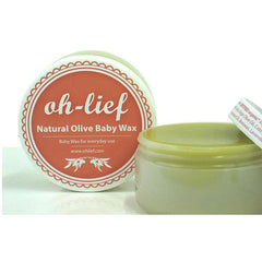 Oh Lief Natural Olive Baby Wax