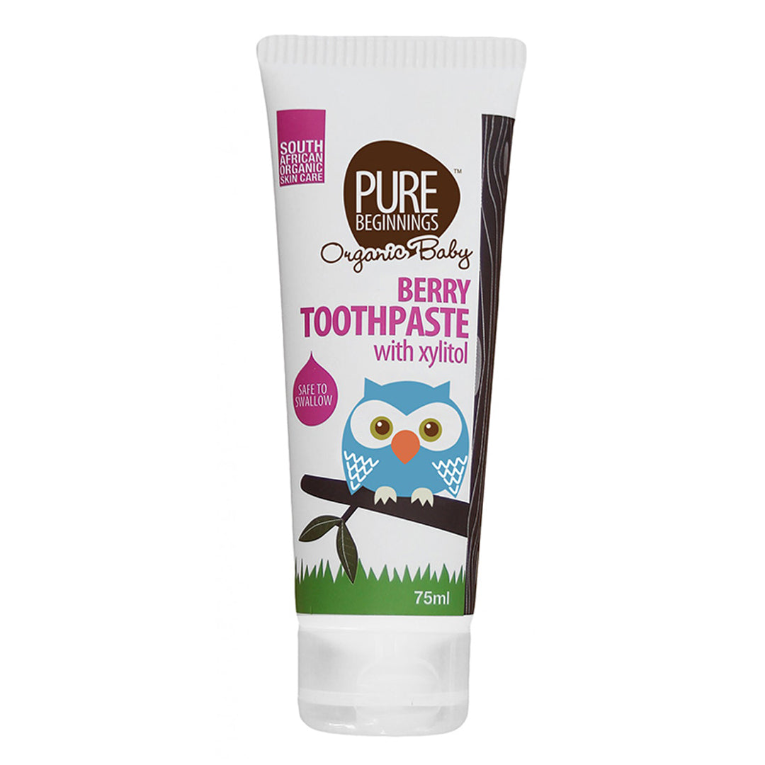 Pure Beginnings Children's Berry Toothpaste