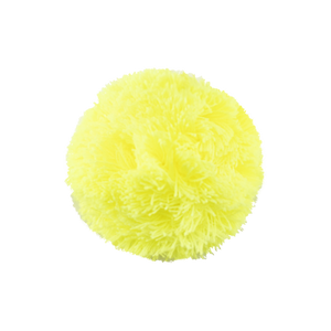 Pompon Fluo Yellow