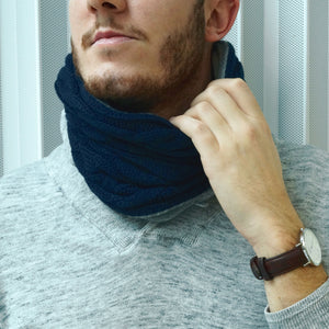 Snood Navy