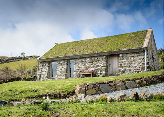 The Blackhouse - Isle of Skye
