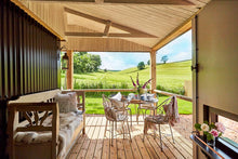 brownscombe cabin in devon
