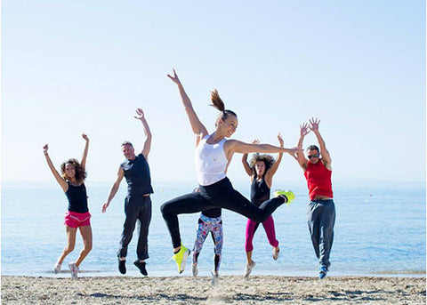 38 Degrees North Ibiza fitness wellbeing retreat