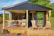 luxury glamping in devon