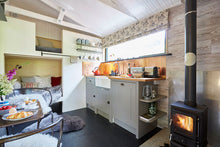 designer glamping kitchen