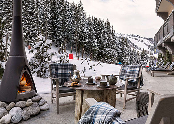 Aman Le Mélézin - Courchevel - luxury hotel - Beautiful Stays