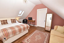 Loft Suite at Cardhu Country House in Speyside