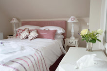 Luxury bedroom suite at Brindleys Villa