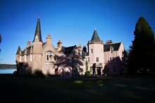 Wonderful Scottish Mansion in the Highlands of Scotland
