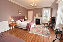 Luxury suite at Cardhu Country House in Aberlour