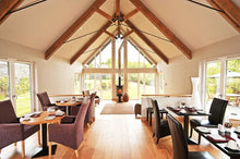 vaulted ceiling extension