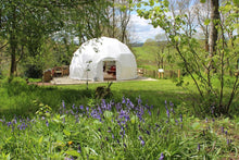 luxury glamping in wales