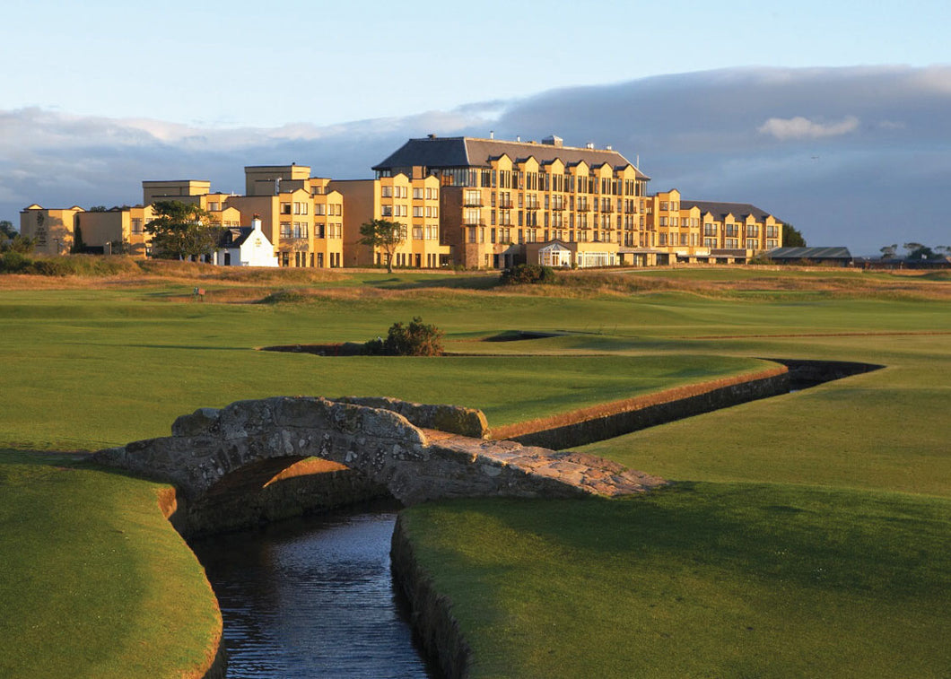 Old Course Hotel - St Andrews