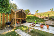 luxury glamping in somerset