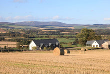 Eco friendly luxury self catering steadings