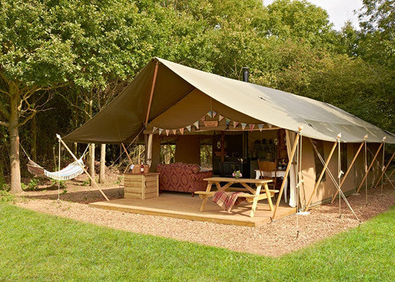 luxury lodge tents