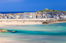 st ives beach