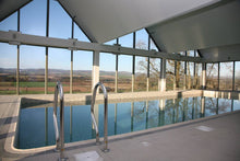 Balbinny self catering swimming pool