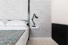 brick wall bed board