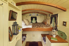 luxury shepherds hut