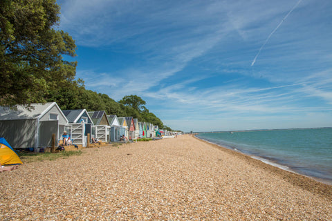 The Beach Huts - Hampshire