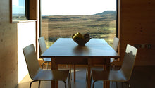 dining at black shed self catering