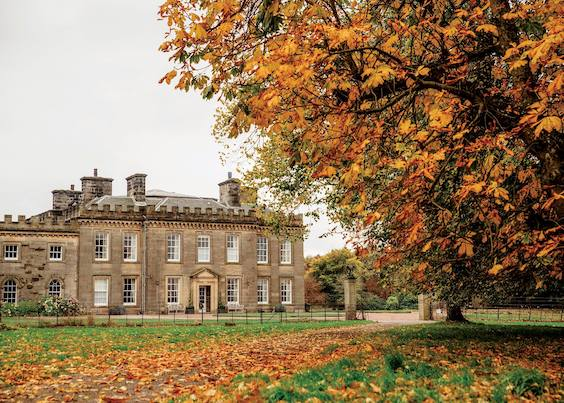 Gordon Castle - Fochabers