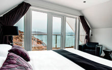 ardmair bay bedroom