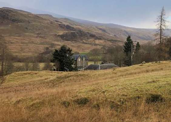 Suie Hunting Lodge - Glen Dochart