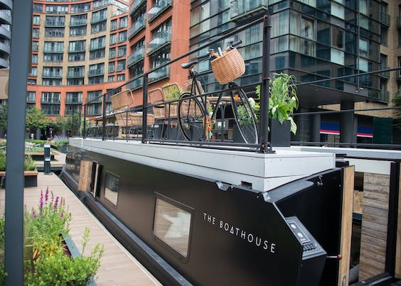 The Boathouse - London