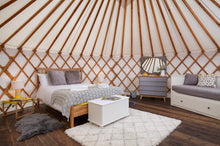 luxury glamping