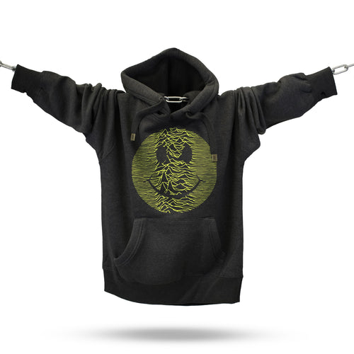 Acid Pulsar Premium Hoodie - Future Past Clothing