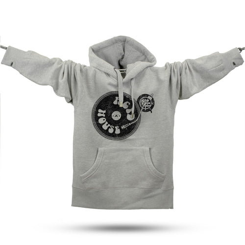 Technic Turntable House Premium Hoodie - Future Past Clothing