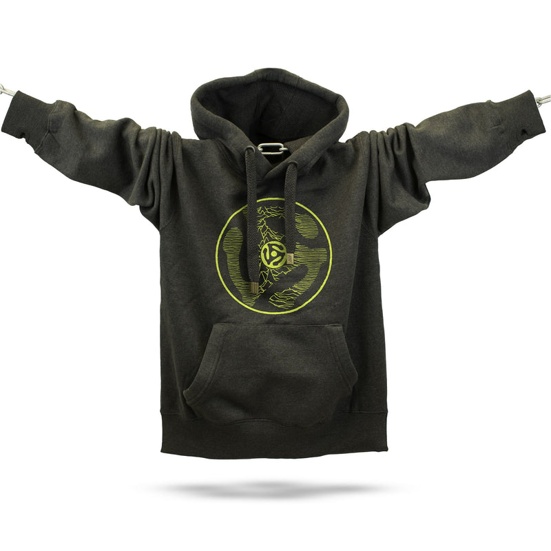 45rpm Pulsar Insert Premium Hoodie - Future Past Clothing