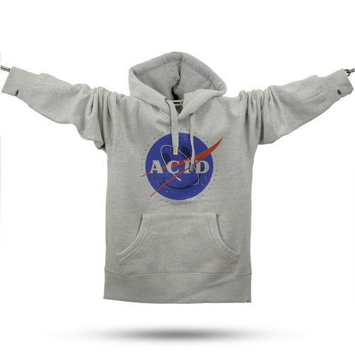 Acid Space Agency Premium Hoodie - Future Past Clothing