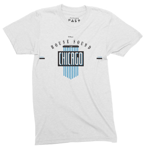 Tribute To The House Sound Of Chicago / White - Future Past Clothing