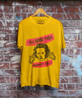 Acid Maggie Hearing Protection T-Shirt / Gold - Future Past Clothing